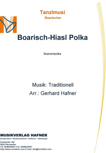 Boarisch-Hiasl Polka - click for larger image